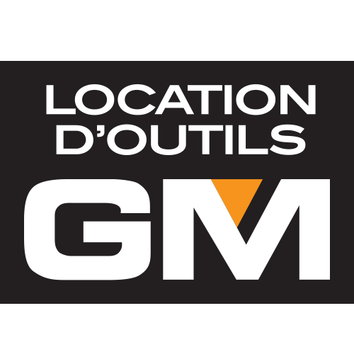 Logo Location d'outils GM | Réalisations | King Communications