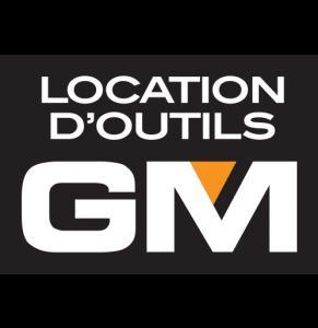 Logo Location d'outils GM | Réalisations | King Communications