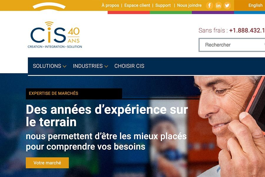 Groupe CIS | Réalisations | King Communications